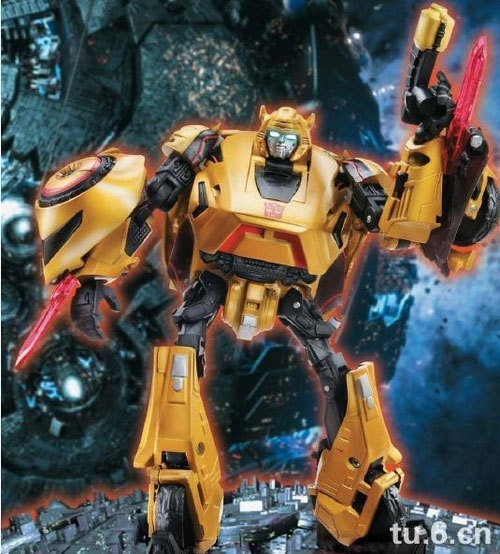Transformers_Toy_Bumblebee