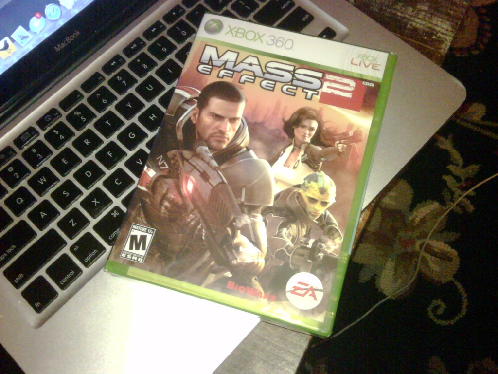 Mass Effect 2 Giveaway