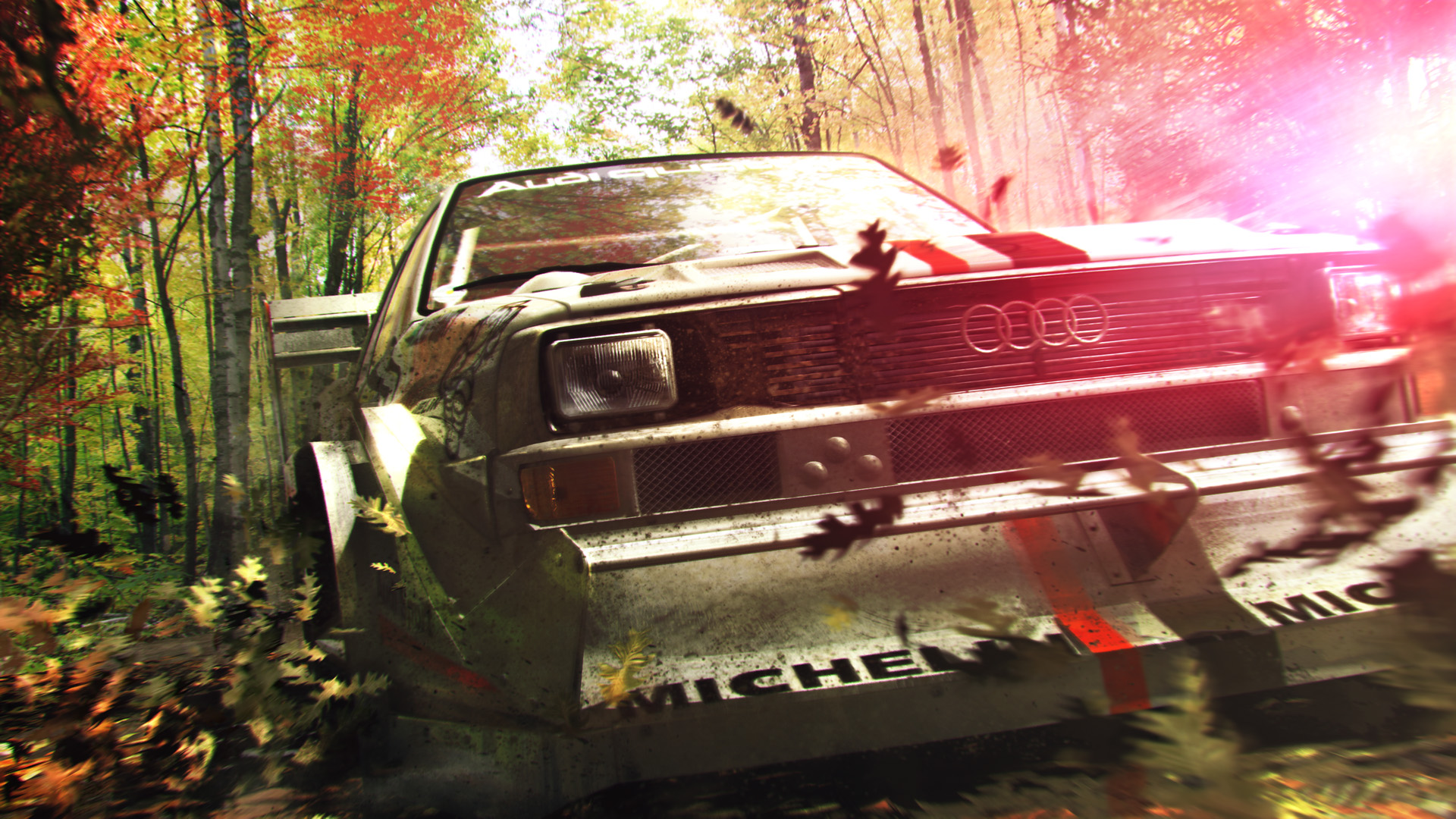 Group B Rally Cars Hit Dirt 3 in this New Trailer