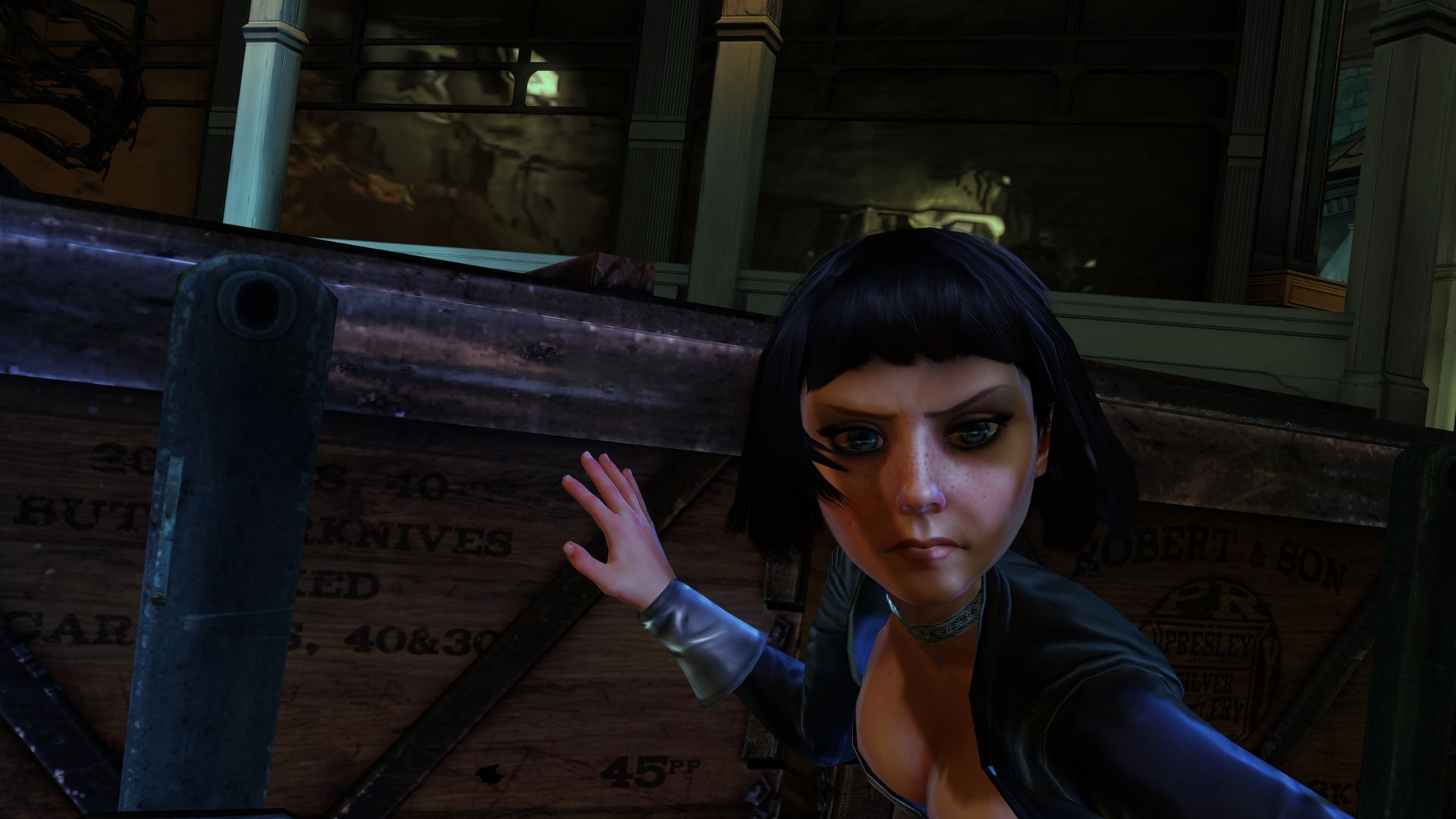No Move Support for BioShock Infinite, 3D Possible