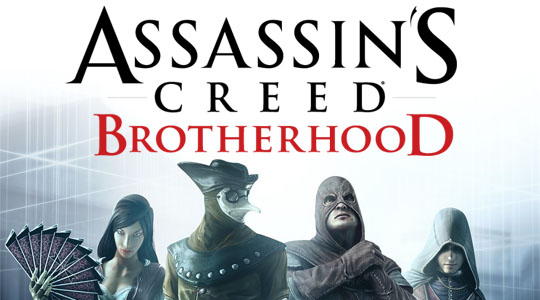 Assassin's Creed Brotherhood for PC on OnLive Goes Live Tomorrow