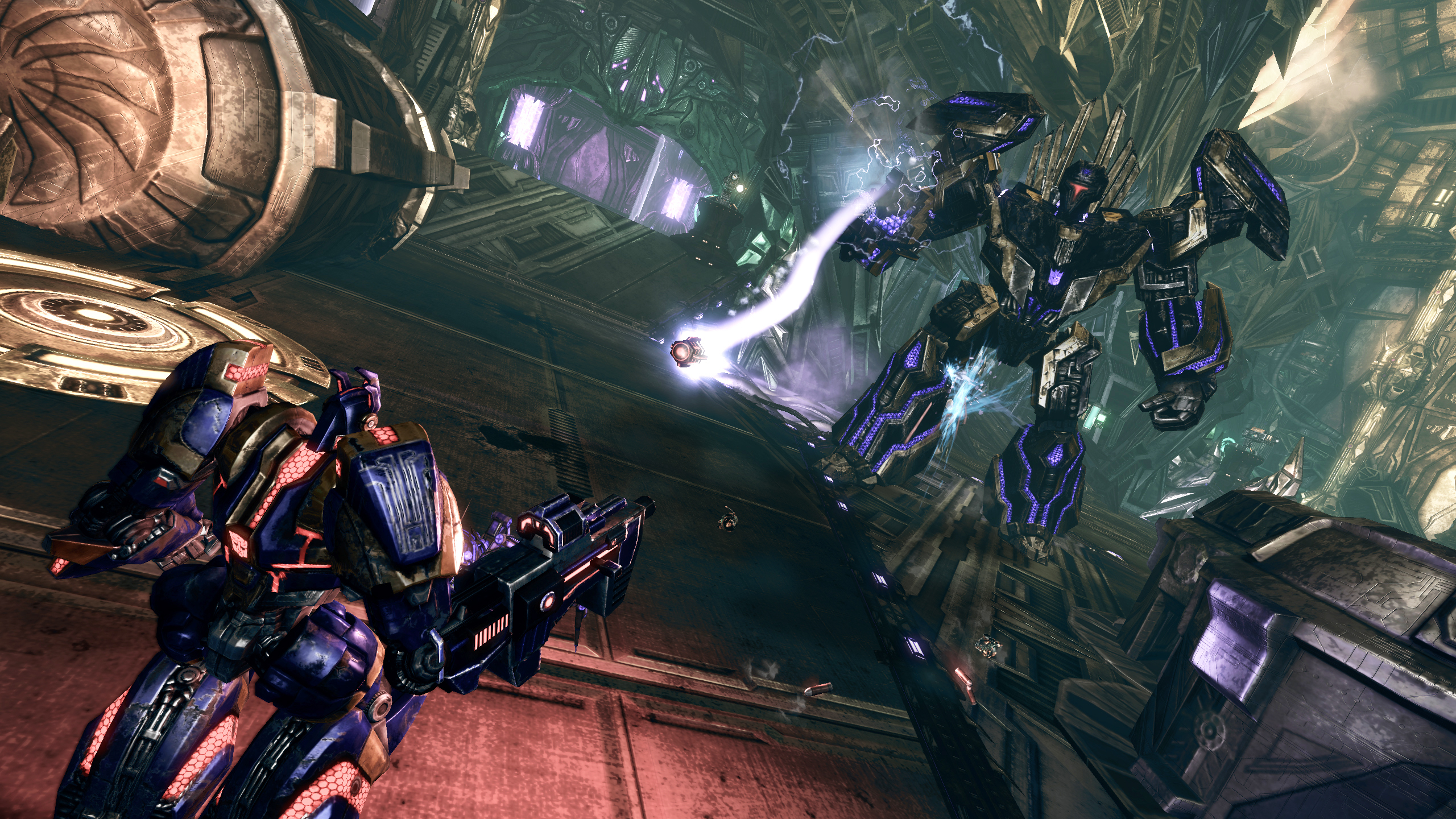 New Transformers: War for Cybertron DLC is Out