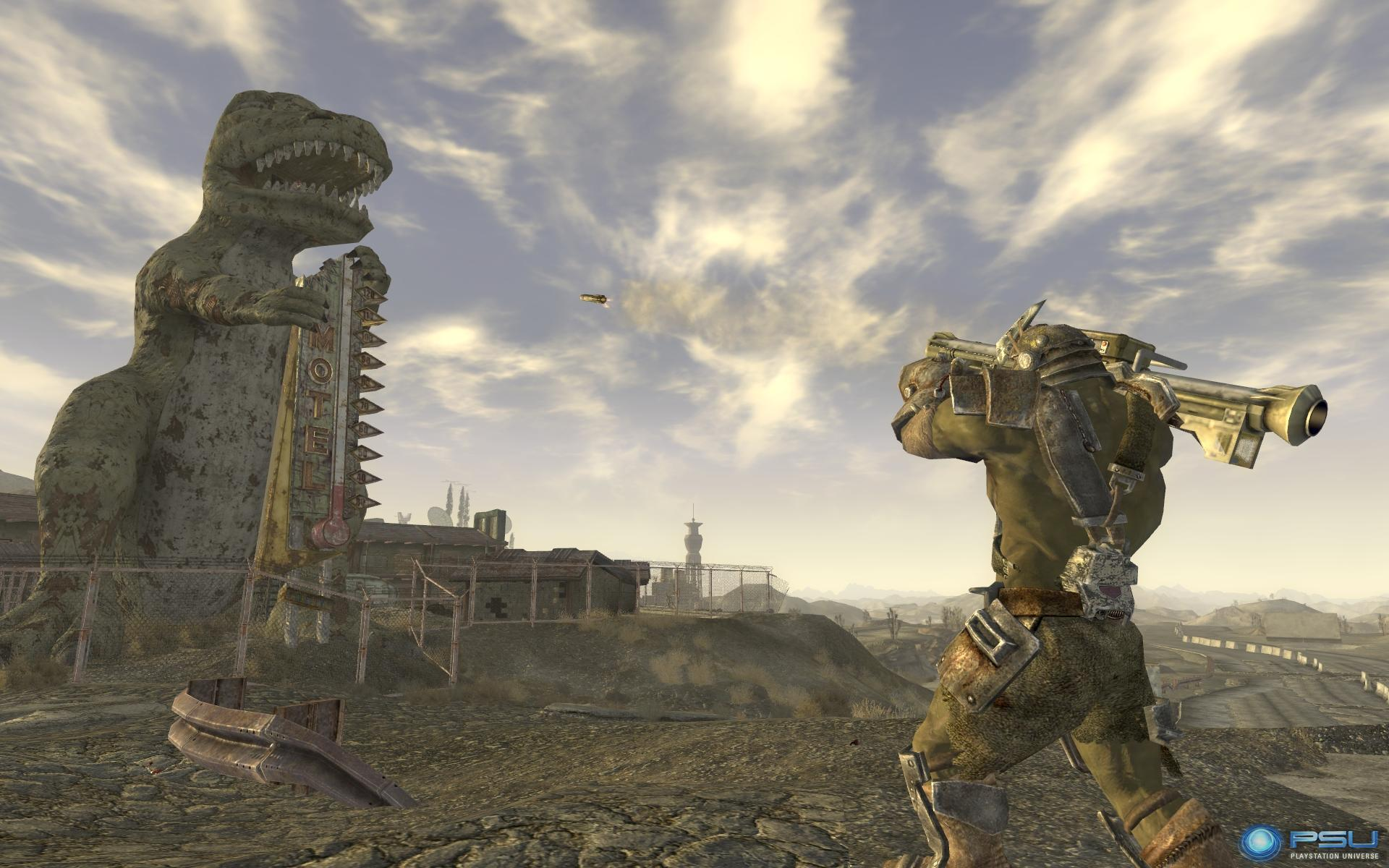 Fallout: New Vegas Lonesome Road Released for XBox Live, PSN ...