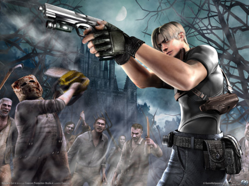 Resident Evil 4 and Code: Veronica Coming to XBLA and PSN