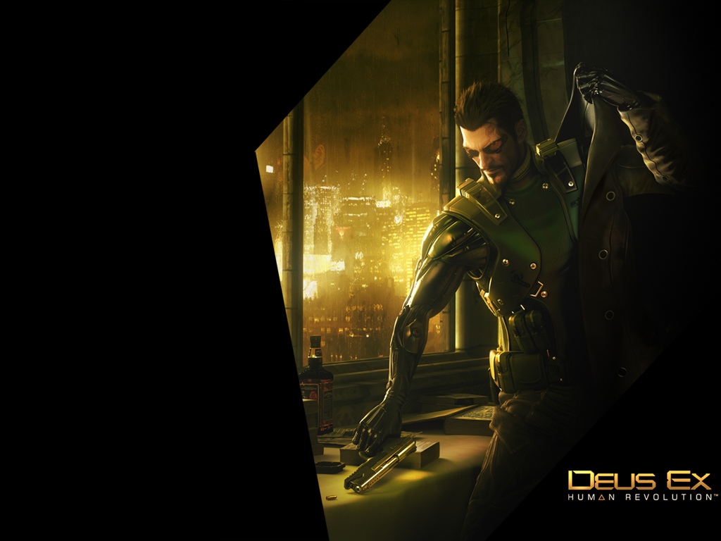 Can You Run the Gorgeous Deus Ex: Human Revolution on Your Not So Revolutionary Machine?