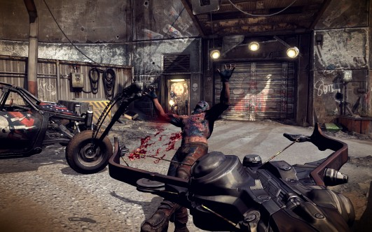 Review: RAGE