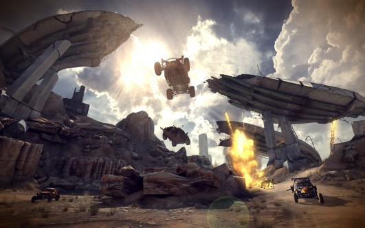 Get Rewarded for Buying New Copies of RAGE with Free DLC