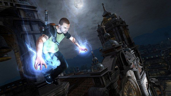 One Playthrough of inFAMOUS 2 at Least 12 Hours