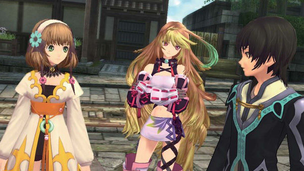 Let's Talk Tales of Xillia: Skits and Real-Time Character Swapping