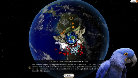 Review: Fate of the World