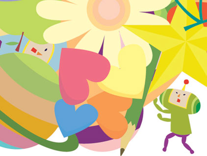 Namco Bandai Files New Trademarks for Katamari Damacy