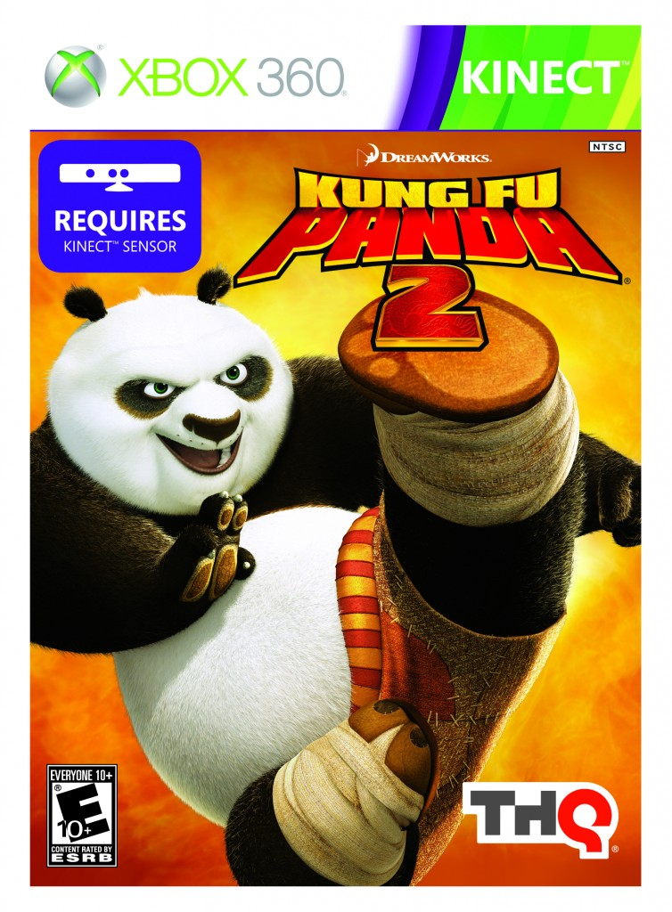 Kung Fu Panda 2 Will Be Available for Kinect, Plus More in May
