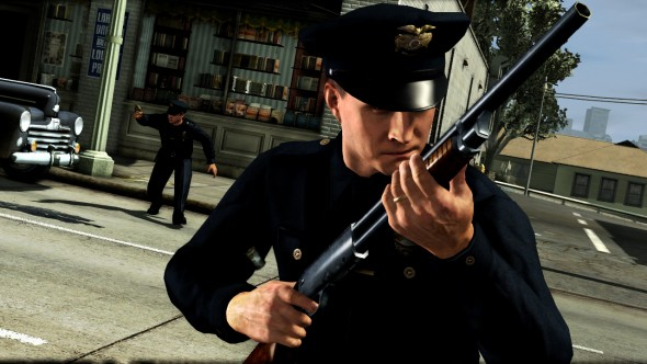 L.A. Noire Will Span Three Discs on Xbox 360: Wow