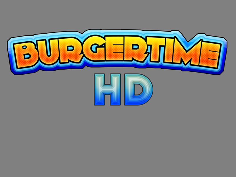 BurgerTime HD is a Thing