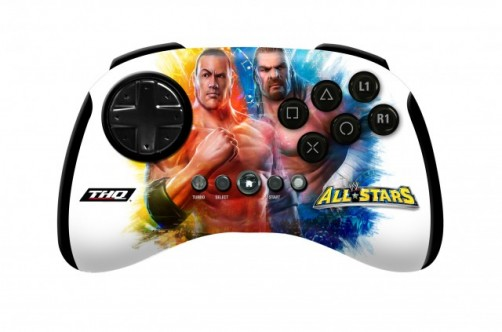 Review: WWE All Stars Collector's Edition Brawl Pad