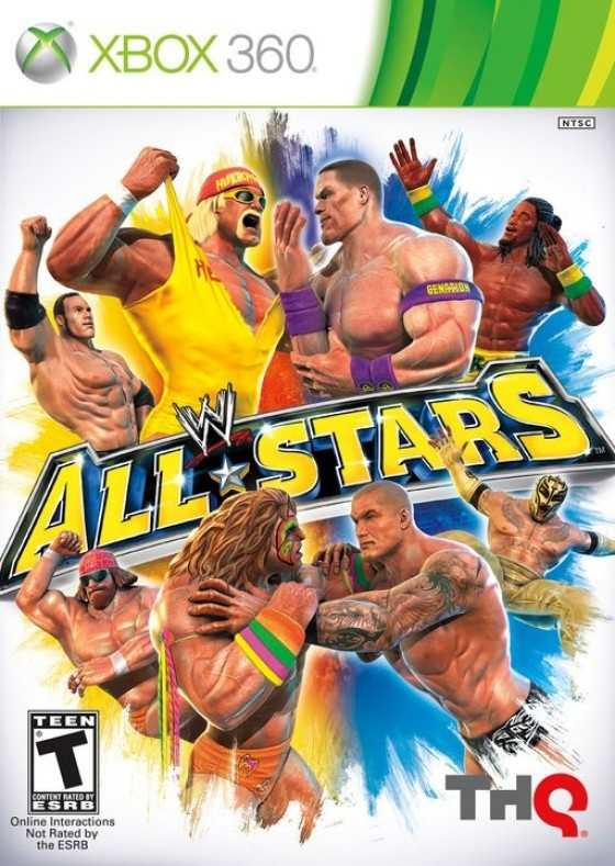Review: WWE All Stars