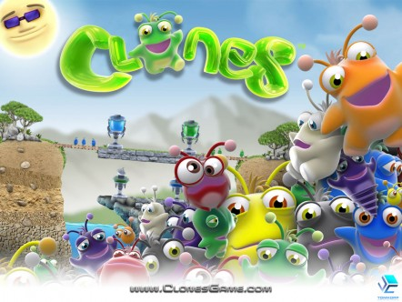 Clones Arrives in Stores in the UK in May for PC