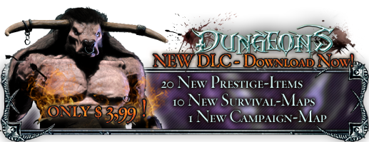 Into the Dark DLC Available Now for Dungeons