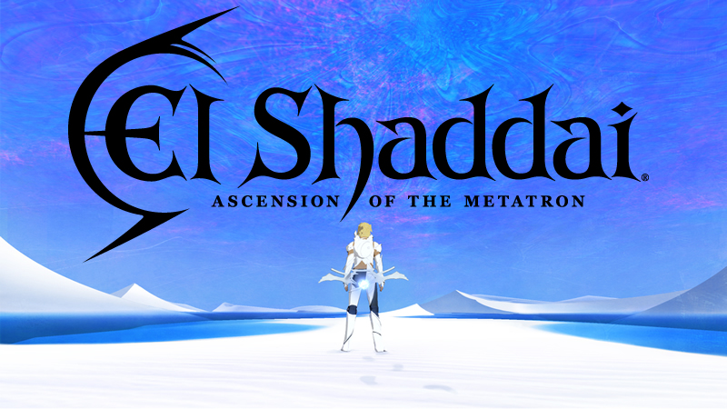 New El Shaddai: Ascension of the Metatron Trailer is Drool-Worthy