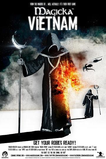 Get Your Robes, Magicka Vietnam is Out Today