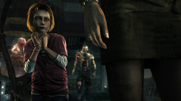 Two Screenshots for AMY, PSN Exclusive Survival-Horror Game