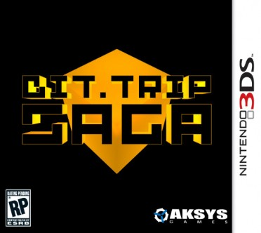 Commander Video On-the-Go: Presenting BIT.TRIP SAGA for the 3DS