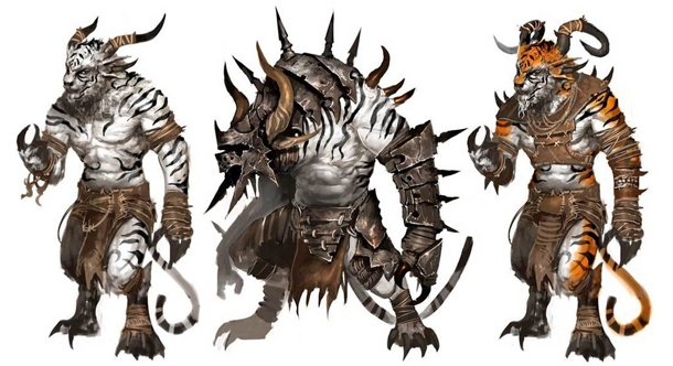 Guild Wars 2's Charr Overcome the Odds in This Featurette