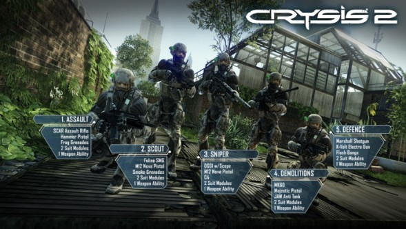 """Crysis 2 Multiplayer And It's """"Confusing"""" Trophies Guide"""