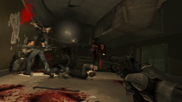 You May Just Wet the Bed Playing the Multiplayer of F.3.A.R.