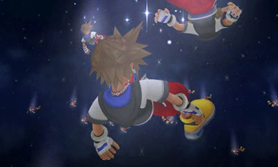 New and Old Kingdom Hearts 3D Details Revealed