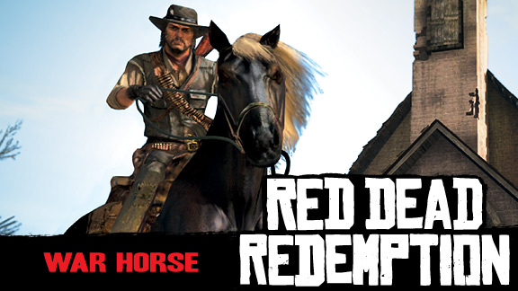 Red Dead Redemption DLC Coming Next Week