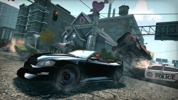 Take Your First Look at Saint's Row: The Third With These Awesome Screenshots