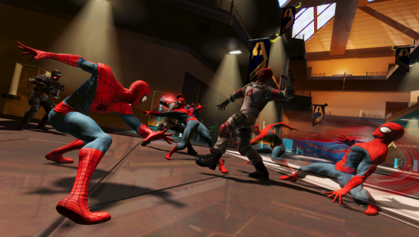 Review: Spider-Man: Edge of Time