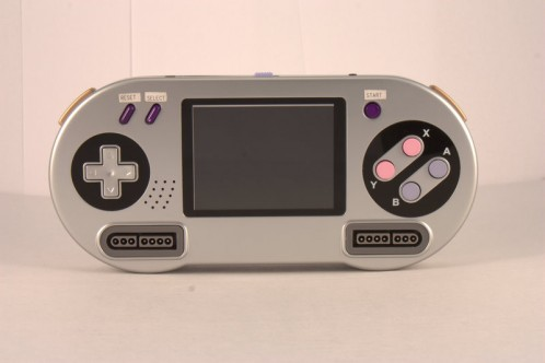 The SupaBoy HandHeld is SupaBalla! See For Yourself