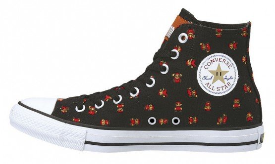 We'll Never Get to Own these Super Mario 25th Anniversary Converse Shoes
