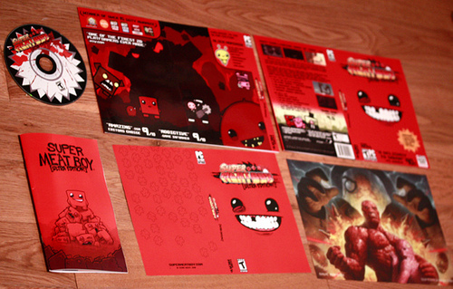 Super Meat Boy Ultra Edition is Out Now