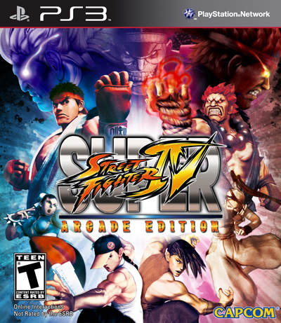 For Anyone Who Still Cares, Super Street Fighter IV: Arcade Edition Dated and Priced for US