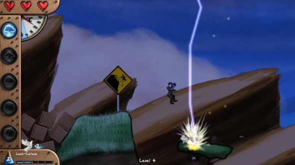 Tesla: The Weather Man is the Greatest Video Game Concept of 2011