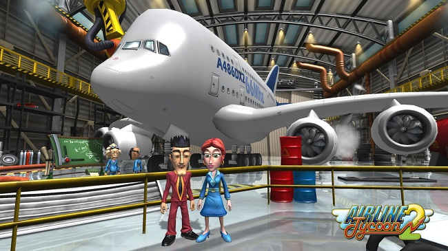 New Airport Tycoon 2 Screens and Info Announced
