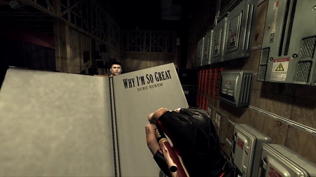 Duke Nukem Shows His Skills With Killing Aliens and Pleasing Fans in New Trailer