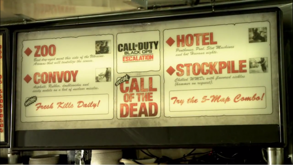 Get a Taste of the Escalation Map Pack for Black Ops