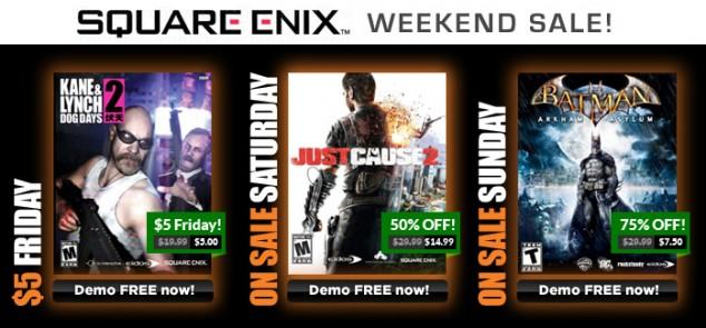 Expand Your OnLive Library With Some Big Savings