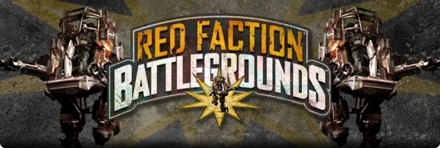 Red Faction: Battlegrounds is Available Now on PlayStation Network