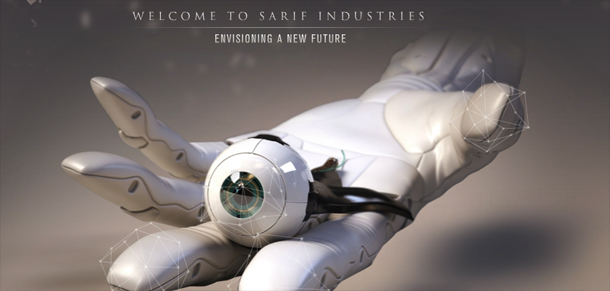 Sarif Industries is Totally Not Evil
