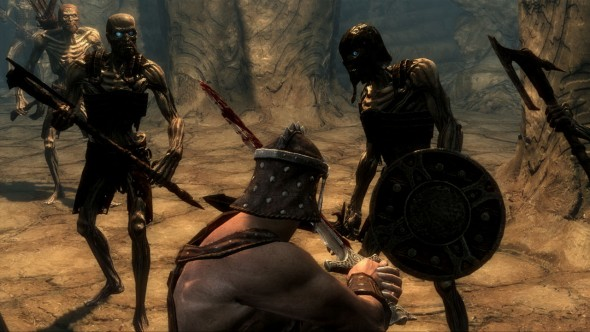 PAX '11: The Worst Part About Skyrim Was Only Getting an Hour to Play