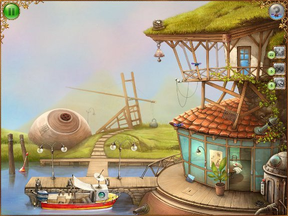 Gorgeous Point-and-Click The Tiny Bang Story is Now Available