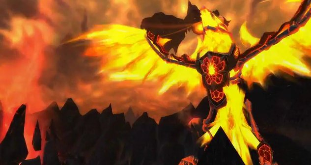 Blizzard Likes Fire, World of Warcraft Patch 4.2 Will Have Lots of It