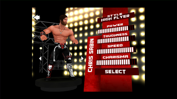 Hands-On Preview: TNA Impact (iOS)