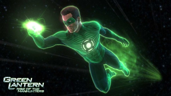 Check out the 3DS Trailer for Green Lantern: Rise of the Manhunters