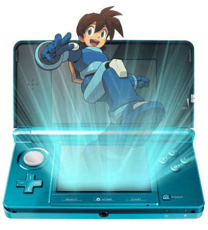Help Promote Megaman Legends 3 and Win a 3DS